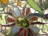 Stained Glass at San Marco, Lago Atitalan  Trip: B.A. to L.A. Entry: Lago Atitlan Date Taken: 08 Mar/03 Country: Guatemala Taken By: Mark Viewed: 1049 times Rated: 7.8/10 by 5 people